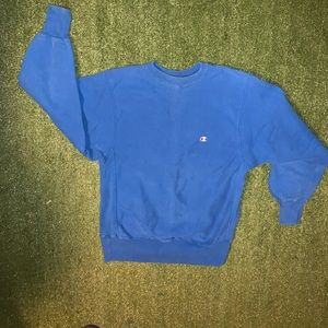 Vintage Champion Reverse Weave Crew neck Sweater
